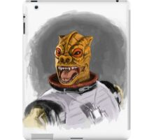 Bossk The Bounty Hunter iPad Case/Skin