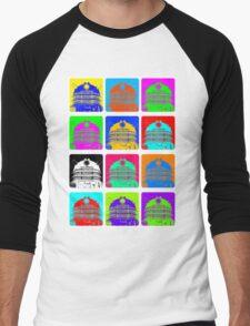 Doctor Who - Andy Warhol (Daleks) Men's Baseball ¾ T-Shirt