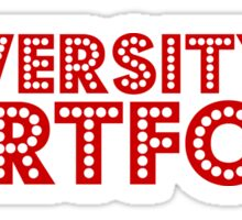 University of Hartford Sticker