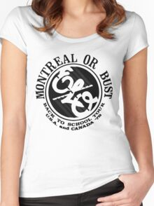 ELO MONTREAL Women's Fitted Scoop T-Shirt