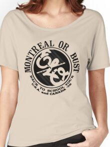 ELO MONTREAL Women's Relaxed Fit T-Shirt