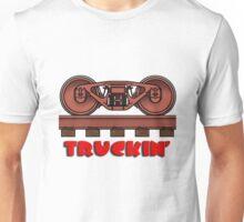 Truckin', Railroad truck/railway bogie Unisex T-Shirt