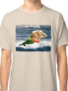 Mermaid ~ Feeling Free   Classic T-Shirt