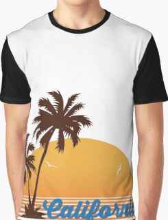 California Graphic T-Shirt