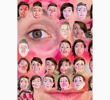 Make-up Performance Explortion Documentation Unisex T-Shirt