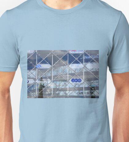 City Centre Reflections Copenhagen Unisex T-Shirt