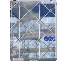 City Centre Reflections Copenhagen iPad Case/Skin
