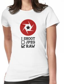 I Shoot? - Photography Womens Fitted T-Shirt