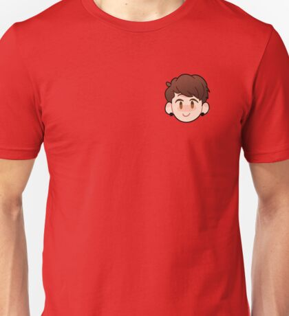 Disembodied Head Dan Unisex T-Shirt