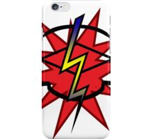 Power To The User iPhone Case/Skin