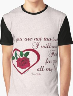 Forever My Love Graphic T-Shirt