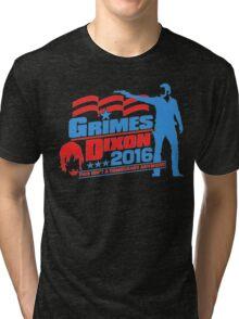 Grime Dixon Democrazy Tri-blend T-Shirt