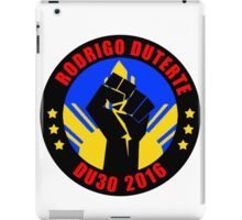 Duterte iPad Case/Skin