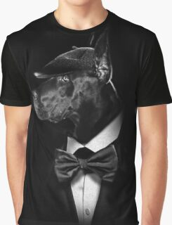 GENTLE DOBERMAN Graphic T-Shirt