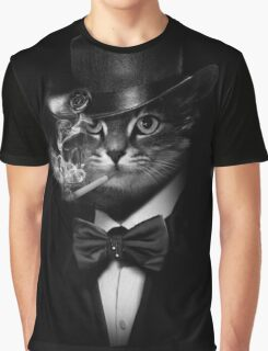 GENTLECAT Graphic T-Shirt
