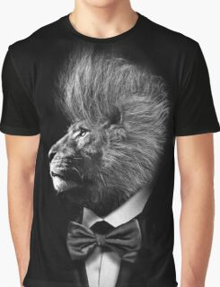 SIR LION Graphic T-Shirt
