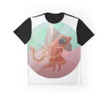 Journey pink desert Graphic T-Shirt