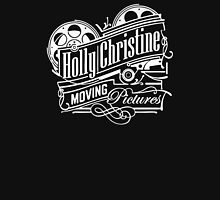 Holly Christine Moving Pictures Womens Fitted T-Shirt