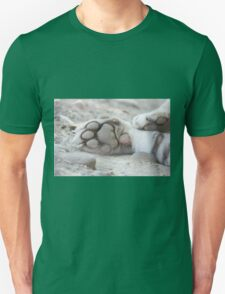 tiger paw Unisex T-Shirt