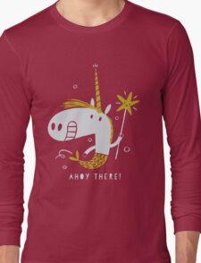 MERMICORN Funny Woman Tshirt Long Sleeve T-Shirt