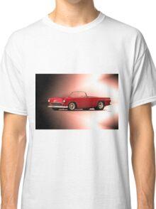 1956 Ford Thunderbird 'Street Machine' Classic T-Shirt