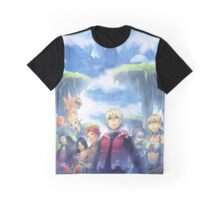 Xenoblade Chronicles Graphic T-Shirt