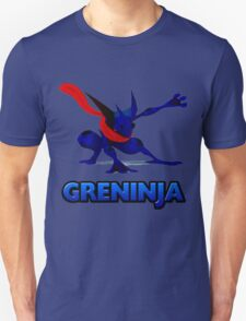 Dark Greninja Design T-Shirt