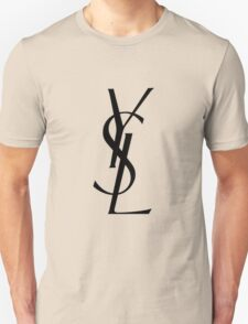 YSL Beauty by Yves Saint Laurent logo T-Shirt