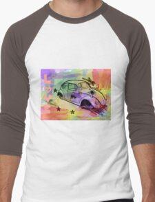 Retro Love Men's Baseball ¾ T-Shirt