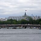 The Seine by Steven Guy