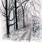 Tree lover by Elizabeth Kendall