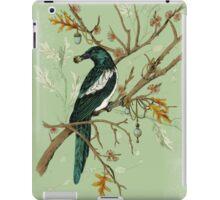 Magpie Birds iPad Case/Skin