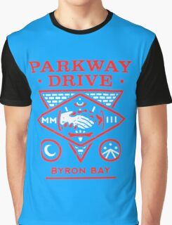 Parkway drive Funny Men's Tshirt Graphic T-Shirt