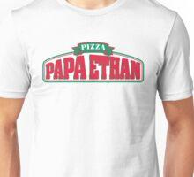 Papa Ethan Klein pizza h3h3 (gone sexual) Unisex T-Shirt