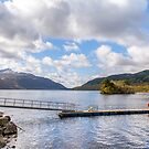 Tip of Loch Lomond by Stevie B