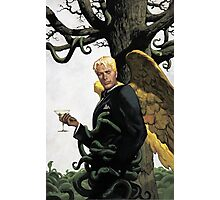Lucifer comics Photographic Print