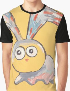 Bunny Graphic T-Shirt
