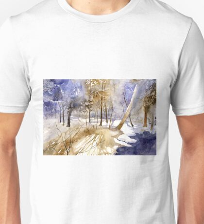 akwarelka 40 Unisex T-Shirt