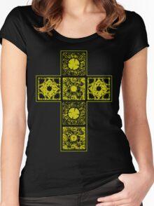 Hellraiser Lament Configuration Women's Fitted Scoop T-Shirt