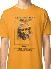 Twin Peaks - BOB! Classic T-Shirt