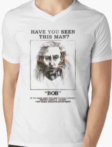 Twin Peaks - BOB! Mens V-Neck T-Shirt