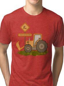 Men at Work Tri-blend T-Shirt