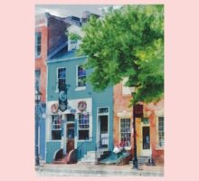Baltimore MD - Neighborhood Pub Fells Point Kids Tee