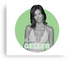 Monica Geller - Friends Canvas Print