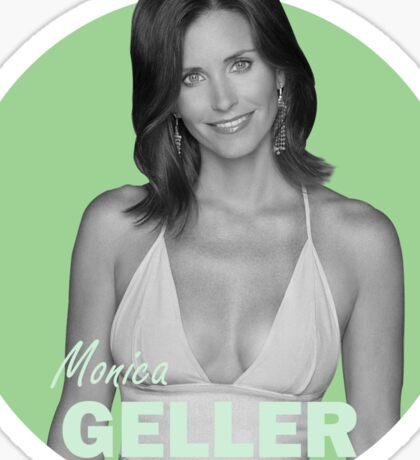 Monica Geller - Friends Sticker