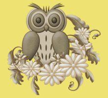 Mr Owl Kids Tee