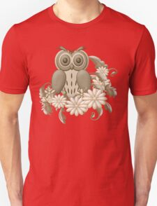 Mr Owl Unisex T-Shirt