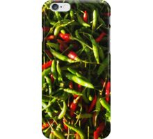 SPICY CHILIES iPhone Case/Skin