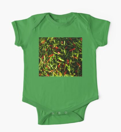 SPICY CHILIES One Piece - Short Sleeve