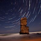 Star Trail Gibson Steps by Daniela Pintimalli